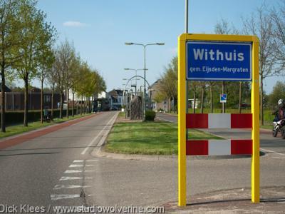 Withuis is een buurtschap in de provincie Limburg, in de streek Heuvelland, gemeente Eijsden-Margraten. T/m 2010 gemeente Eijsden.