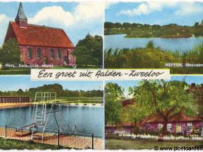 Aalden, Groeten uit, 1966