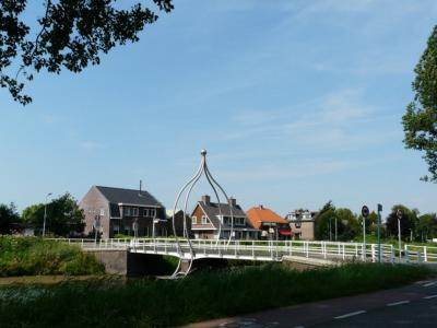 Abbenes, dorpsgezicht (© H.W. Fluks)
