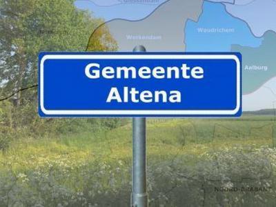 Per 1-1-2019 ontstaat de nieuwe gemeente Altena, uit samenvoeging van de gemeenten Aalburg, Werkendam en Woudrichem. (© www.altena2019.nl)