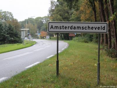 Amsterdamscheveld is een buurtschap in de provincie Drenthe, gemeente Emmen. De buurtschap valt grotendeels onder het dorp Erica, deels onder het dorp Schoonebeek. De buurtschap ligt buiten de bebouwde kom en heeft daarom witte plaatsnaamborden.