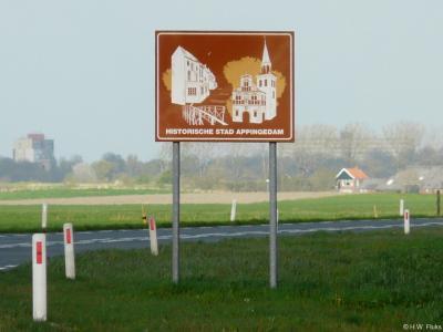 Appingedam is een stad en gemeente in de provincie Groningen. Per 1-1-2021 wordt de gemeente opgeheven en gaat zij op in de nieuwe gemeente Eemsdelta.