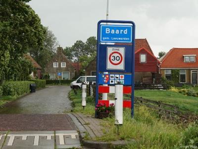Baard is een dorp in de provincie Fryslân, gemeente Leeuwarden. T/m 1983 gemeente Baarderadeel. In 1984 over naar gemeente Littenseradiel, in 2018 over naar gemeente Leeuwarden.