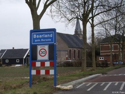 Baarland is een dorp in de provincie Zeeland, in de streek Zuid-Beveland, daarbinnen in de Zak van Zuid-Beveland, gemeente Borsele. Het was een zelfstandige gemeente t/m 1969.