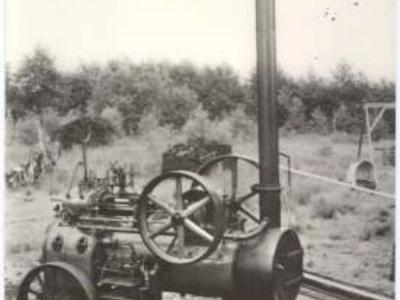 Barger-Compascuum, museumdorp ´t Aole Compas is tegenwoordig onderdeel van het Veenpark