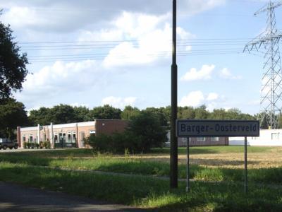 Barger-Oosterveld is een wijk en 'dorp in de stad' in de provincie Drenthe, gemeente Emmen. (© H.W. Fluks)