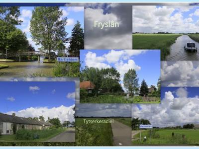 Bartlehiem is een buurtschap in de provincie Fryslân in grotendeels gem. Tytsjerksteradiel, deels gem. Noardeast-Fryslân, deels gem. Leeuwarden. De buurtschap valt grotendeels onder het dorp Wyns, deels onder het dorp Wânswert, deels onder het dorp Stiens