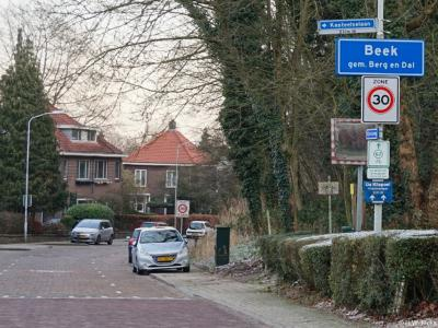 Beek is een dorp in de provincie Gelderland, in de streek Rijk van Nijmegen, gemeente Berg en Dal. Het was een zelfstandige gemeente t/m 1817. In 1818 over naar gemeente Ubbergen, in 2015 over naar gemeente Berg en Dal.