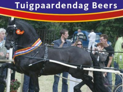 De Tuigpaardendag Beers is een concours op het rustieke landgoed De Barendonk. In deze prachtige omgeving worden in een sfeervolle ambiance verschillende aangespannen wedstrijdrubrieken voor Tuigpaarden, Hackneys, Friezen en Trekpaarden verreden.
