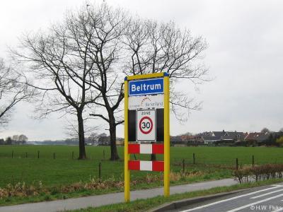 Beltrum is een dorp in de provincie Gelderland, in de streek Achterhoek, gemeente Berkelland. Het was een zelfstandige gemeente van 1796 t/m 12-4-1819. Per 13-4-1819 over naar gemeente Eibergen, in 2005 over naar gemeente Berkelland.