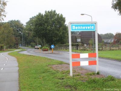 Benneveld is een dorp in de provincie Drenthe, gemeente Coevorden. T/m 1997 gemeente Zweeloo.