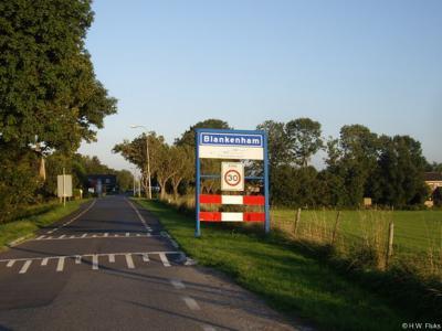 Blankenham is een dorp in de provincie Overijssel, in de streek Kop van Overijssel, gem. Steenwijkerland. T/m 30-6-1818 gem. Kuinre. Per 1-7-1818 afgesplitst tot een zelfstandige gemeente. In 1973 over naar gem. IJsselham, in 2001 o/n gem. Steenwijkerland