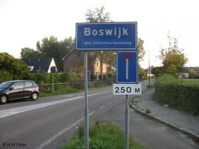 Boswijk is een buurtschap in de provincie Utrecht, in de streek en gemeente Utrechtse Heuvelrug. T/m 2005 gemeente Doorn. De buurtschap valt onder het dorp Doorn. De buurtschap heeft een 'bebouwde kom' en heeft daarom blauwe plaatsnaamborden (komborden).