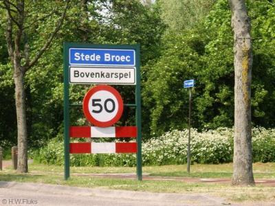 Bovenkarspel is een dorp in de provincie Noord-Holland, in de streek West-Friesland (en daarbinnen in De Streek), gemeente Stede Broec. Het was een zelfstandige gemeente t/m 1978.