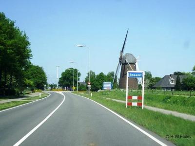Braamt is een dorp in de provincie Gelderland, in de streek Achterhoek, gemeente Montferland. T/m 2004 gemeente Bergh. Dé blikvanger van het dorp, de Braamse Molen/Koenders Möl, is de afgelopen jaren verwaarloosd maar wordt vanaf 2019 weer gerestaureerd.