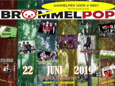 In buurtschap Brommelen is jaarlijks, in juni, het kleinschalige festival Brommelpop (in 2019 voor de 6e keer)