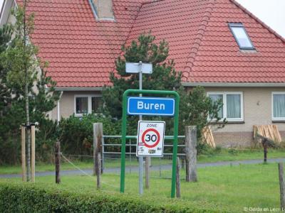Buren is een dorp in de provincie Fryslân, in de regio Waddengebied, gemeente Ameland.