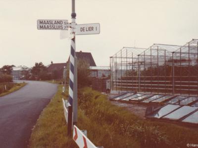 Burgersdijk, buurtschapsgezicht anno 1978