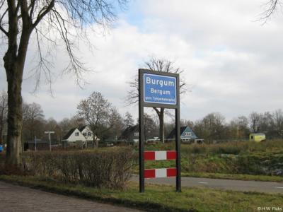 Burgum is een dorp in de provincie Fryslân, gemeente Tytsjerksteradiel. Het is de hoofdplaats van de gemeente.