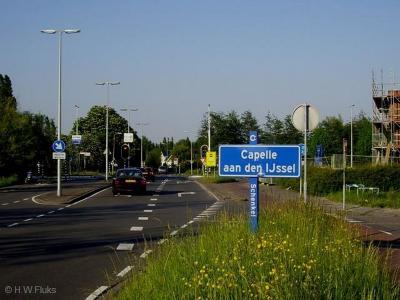 Capelle aan den IJssel is een stad en gemeente in de provincie Zuid-Holland.