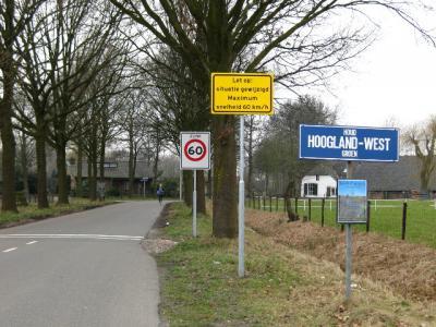 In ambtelijke stukken wordt het groene gebied tussen Eem en Bunschoterstraat Hoogland-West genoemd. Cultuurhistorisch, geografisch en maatschappelijk gezien betreft dat de laatste overgebleven buurtschappen van Hoogland: Coelhorst en Zeldert.