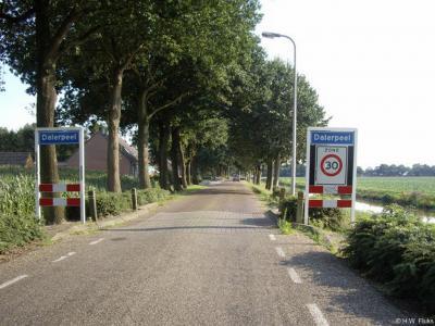 Dalerpeel is een dorp in de provincie Drenthe, gemeente Coevorden. T/m 1997 gemeente Dalen.