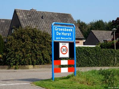 De Horst is een dorp in de provincie Gelderland, in de streek Rijk van Nijmegen, gemeente Berg en Dal. T/m 2014 gemeente Groesbeek.
