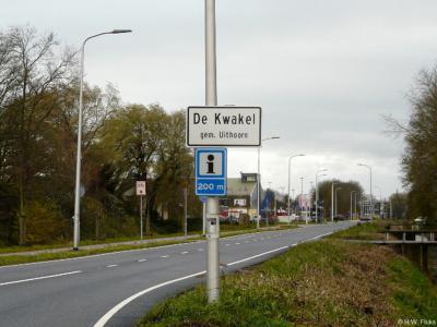 De Kwakel is een dorp in de provincie Noord-Holland, in de streek Amstelland, gemeente Uithoorn.