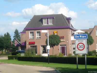 De Rips is een dorp in de provincie Noord-Brabant, in de regio Zuidoost-Brabant, en daarbinnen in de streek Peelland, gemeente Gemert-Bakel. T/m 1996 gemeente Bakel en Milheeze.
