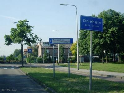 Driehuis is een dorp in de provincie Noord-Holland, in de streek Kennemerland, gemeente Velsen.