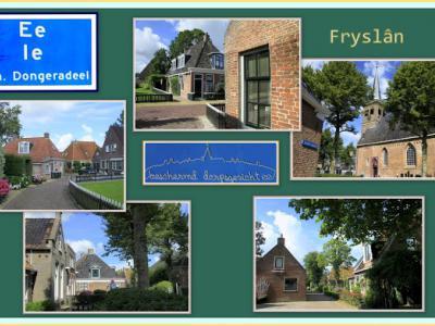 Ee is een dorp in de provincie Fryslân, gemeente Noardeast-Fryslân. T/m 1983 gemeente Oostdongeradeel. In 1984 over naar gemeente Dongeradeel, in 2019 over naar gemeente Noardeast-Fryslân. (© Jan Dijkstra, Houten)