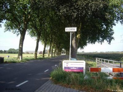 Eldrik is een buurtschap in de provincie Gelderland, in de streek Achterhoek, gemeente Bronckhorst. T/m 1817 gemeente Keppel. In 1818 over naar gemeente Hummelo en Keppel, in 2005 over naar gemeente Bronckhorst.