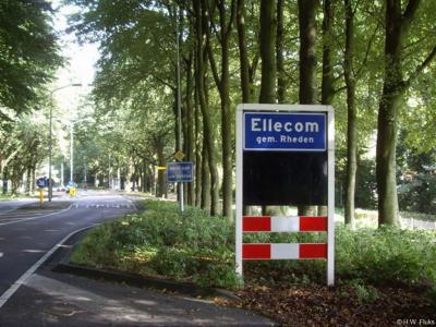 Ellecom is een dorp in de provincie Gelderland, in de streek Veluwe, gemeente Rheden.