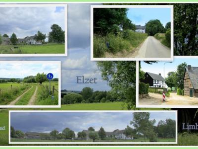 Elzet, collage van buurtschapsgezichten (© Jan Dijkstra, Houten)