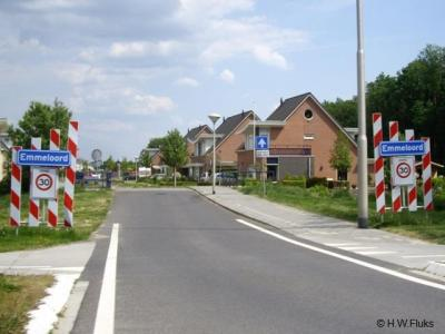 Emmeloord is de hoofdplaats van de gemeente Noordoostpolder