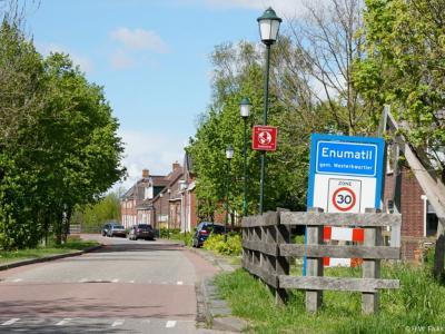 Enumatil is een dorp in de provincie Groningen, in de streek en gemeente Westerkwartier. T/m 2018 gemeente Leek. T/m 1989 viel het dorp ook nog deels onder de gemeenten Zuidhorn en Oldekerk.