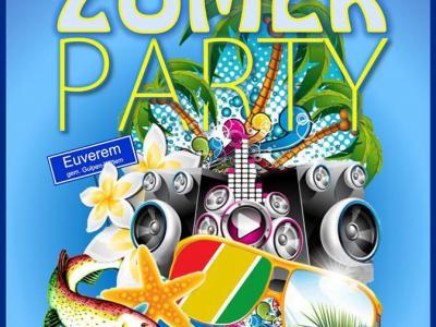Sinds 2017 is er in Euverem op een zaterdag eind juni de Zomerparty