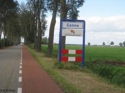 Genne is een buurtschap in de provincie Overijssel, in de streek Salland, gemeente Zwartewaterland. T/m 31-7-1967 gemeente Zwollerkerspel. Per 1-8-1967 over naar gemeente Hasselt, in 2001 over naar gemeente Zwartewaterland.