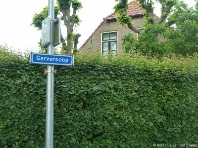 Gerverscop is een buurtschap in de provincie Utrecht, in de regio Groene Hart, gemeente Woerden. De buurtschap Gerverscop heeft geen plaatsnaamborden, zodat je slechts aan de gelijknamige straatnaambordjes kunt zien dat je er bent aangekomen.