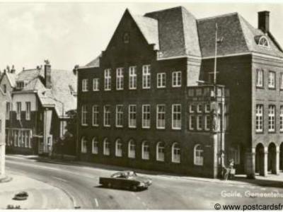 Goirle, gemeentehuis, 1979