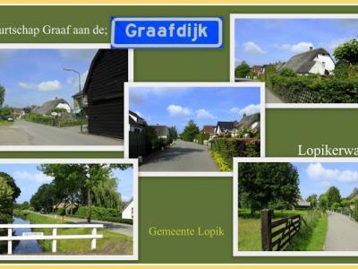 Graaf, collage van buurtschapsgezichten (© Jan Dijkstra, Houten)
