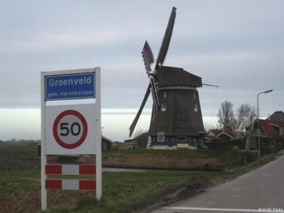 Groenveld is een dorp in de provincie Noord-Holland, in de streek West-Friesland, gemeente Schagen. T/m 1989 gemeente Sint Maarten. In 1990 over naar gemeente Harenkarspel, in 2013 over naar gemeente Schagen.