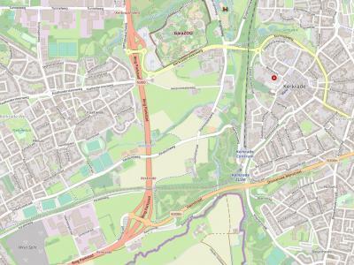 Buurtschap Ham ligt in het prachtige landelijke gebied van de Anstelvallei, als groene enclave tussen de stedelijkheid van Bleijerheide en Kerkrade-Centrum in het O en Kaalheide in het W, de Duitse grens in het Z en GaiaZOO en Kasteel Erenstein in het O.