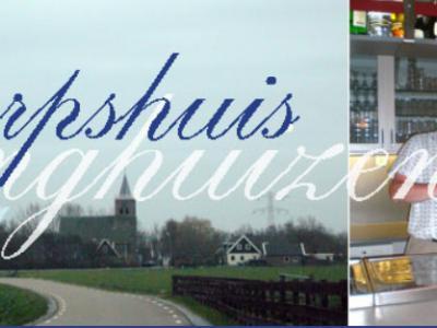 In 1977 is het dorpscafé van Haringhuizen gesloten. Om toch een ontmoetingsfunctie in het dorp te behouden, hebben de inwoners de stal van het café gekocht en eigenhandig verbouwd tot Dorpshuis De Oude Stal.