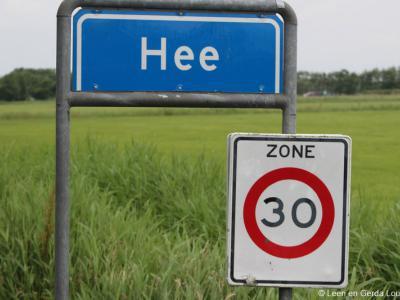 Hee is een buurtschap in de provincie Fryslân, in de regio Waddengebied, op het eiland en in de gemeente Terschelling.