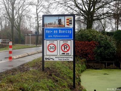 Hei- en Boeicop is een dorp in de provincie Utrecht (t/m 2018 provincie Zuid-Holland), in de streek en gemeente Vijfheerenlanden. Het was een zelfstandige gemeente t/m 1985. In 1986 over naar gemeente Zederik, in 2019 over naar gemeente Vijfheerenlanden.