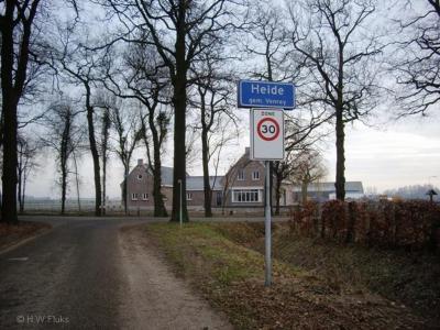 Heide is een dorp in de provincie Limburg, in de regio Noord-Limburg, gemeente Venray.