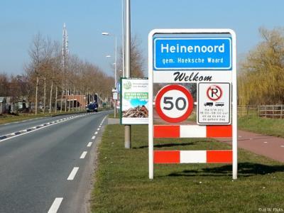 Heinenoord is een dorp in de provincie Zuid-Holland, in de streek en gemeente Hoeksche Waard. Het was een zelfstandige gemeente t/m 1983. In 1984 over naar gemeente Binnenmaas, in 2019 over naar gemeente Hoeksche Waard.