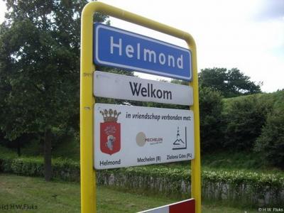 Helmond is een stad en gemeente in de provincie Noord-Brabant, in de regio Zuidoost-Brabant, en daarbinnen in de streek Peelland.