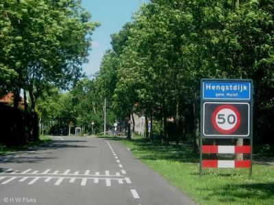 Hengstdijk is een dorp in de provincie Zeeland, in de streek Zeeuws-Vlaanderen, gemeente Hulst. Het was een zelfstandige gemeente t/m 30-6-1936. Per 1-7-1936 over naar gem. Vogelwaarde, per 1-4-1970 over naar gem. Hontenisse, in 2003 over naar gem. Hulst.